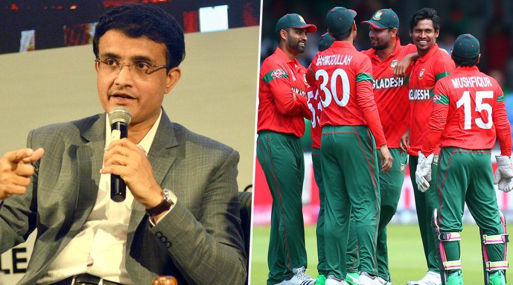 IND vs BAN 2019: बांग्लादेश क्रिकेटपटूंच्या संपावर BCCI चे भावी अध्यक्ष सौरव गांगुली यांनी केले 'हे' विधान, वाचा सविस्तर