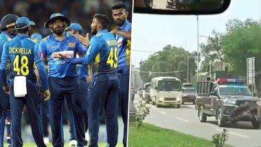 PAK vs SL: पाकिस्तानमध्ये श्रीलंकन खेळाडूंना अशी दिली जात आहे सुरक्षा, गौतम गंभीर याने शेअर केला हास्यास्पद व्हिडिओ