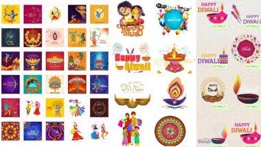 Shubha Deepavali 2019 WhatsApp Stickers: दीपावलीच्या शुभेच्छा आकर्षक व्हॉट्सअॅप स्टिकर्सच्या माध्यमातून देण्यासाठी मोफत डाऊनलोड कशी कराल?
