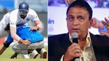 IND vs SA 2nd Test: मॅचदरम्यानरोहित शर्मा याच्या चाहत्यानेसुरक्षा भंग केल्याबद्दल सुनील गावस्कर संतापले,सुरक्षा कर्मचाऱ्यांवर केले 'हे' मोठे विधान