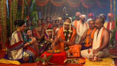 कलर्स मराठीवरील स्वामिनी मालिकेत रंगणार रमा माधवाचा विवाहसोहळा