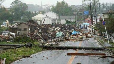 Typhoon Hagibis: जपान मध्ये 60 वर्षांतील सर्वात खतरनाक चक्रीवादळाचा कहर; 14 लोकांचा मृत्य, 42 लाख लोकांचे स्थलांतर