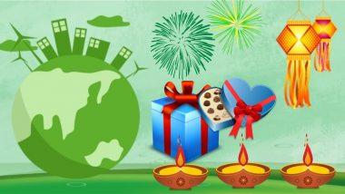 Eco Friendly Diwali 2019: आकाश कंदील, फटाके, दिवाळी खरेदी, दिव्यांच्या उत्साह, लक्ष्मी पूजन, भाऊबीज यांसोबत साजरी करा इकोफ्रेंडली दिवाळी