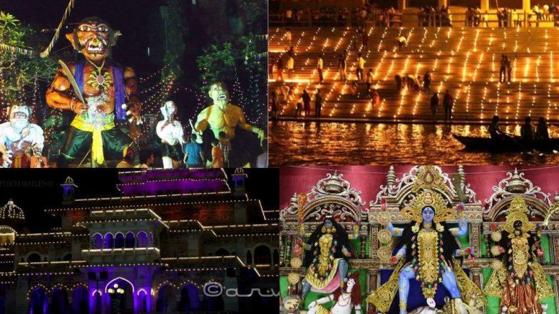 Diwali Travel Destinations: दिवाळी साजरी करण्यासाठी आयुष्यात एकदा तरी भेट द्या भारतातील 'या' ठिकाणांना