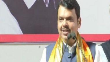 महाराष्ट्रात पुन्हा शिवसेना- भाजपाच्या महायुतीचंं सरकार येणार- देवेंद्र फडणवीस यांचा दावा