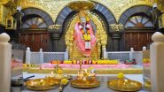 साईबाबा जन्मस्थळ वादावरून आज पासून बेमुदत शिर्डी बंद; मंदिर मात्र सुरु राहणार