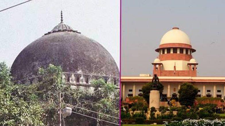 राम मंदिर- बाबरी मस्जिद प्रकरण: सर्वोच्च न्यायालयामध्ये सुनावणीचा शेवटचा आठवडा, अयोद्धा मध्ये कलम 144 लागू