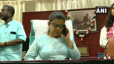 अभिमानास्पद! उल्हासनगरची प्रांजल पाटील ठरली पहिली दृष्टिहीन IAS अधिकारी; जाणून घ्या तिचा प्रवास