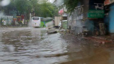 Pune Rains: पुणे शहरात पावसाचा पुन्हा धुमाकूळ; रात्रभर कोसळलेल्या पावसामुळे ओढे,नदी पात्राच्या पाण्यात वाढ