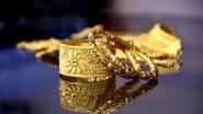 सोने-चांदीचे दर वाढले;  कोरोना व्हायरसचा परिणाम शेअर बाजारावरही