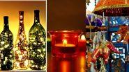 Diwali 2019 Home Decoration Ideas: दिवाळीच्या निमित्ताने कमी बजेट मध्ये 'असे' सजवा तुमचे 'होम स्वीट होम'; जाणून घ्या सोप्प्या ट्रिक्स