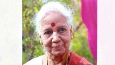 लेखिका गिरीजा कीर यांचं वयाच्या 86 व्या वर्षी निधन; राहत्या घरी घेतला अखेरचा श्वास