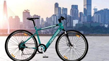 'या' कंपनीने बाजारात आणली तब्बल 31 हजाराची इलेक्क्ट्रिक सायकल; जाणून घ्या वैशिष्ट्ये