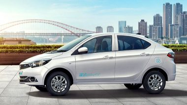 Tata Tigor Electric ची नव्या रुपातील कार लवकरच होणार लॉन्च, सिंगल चार्जमध्ये धावणार 213km