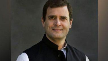 राहुल गांधी ध्यानसाधनेसाठी ऑक्टोबर महिन्यात दुसर्यांदा परदेशात; खालावलेल्या आर्थिक स्थितीवरून कॉंग्रेसची देशव्यापी आंंदोलनाची तयारी
