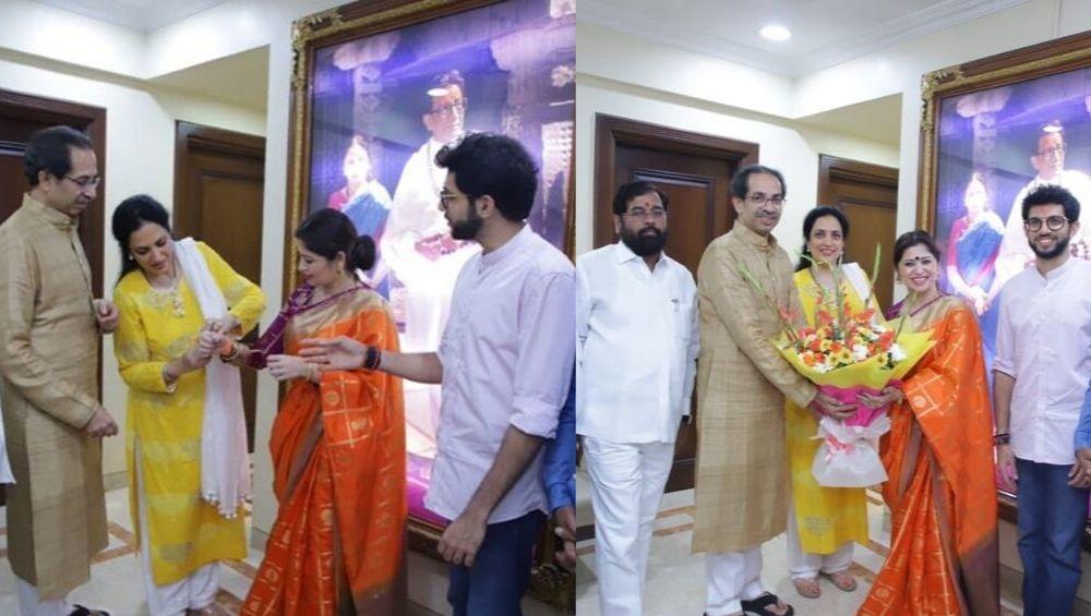 Maharashtra Assembly Election 2019: अभिनेत्री दिपाली सय्यद यांचा शिवसेनेत प्रवेश; पक्षाकडून कळवा-मुंब्रा येथे उमेदवारी जाहीर