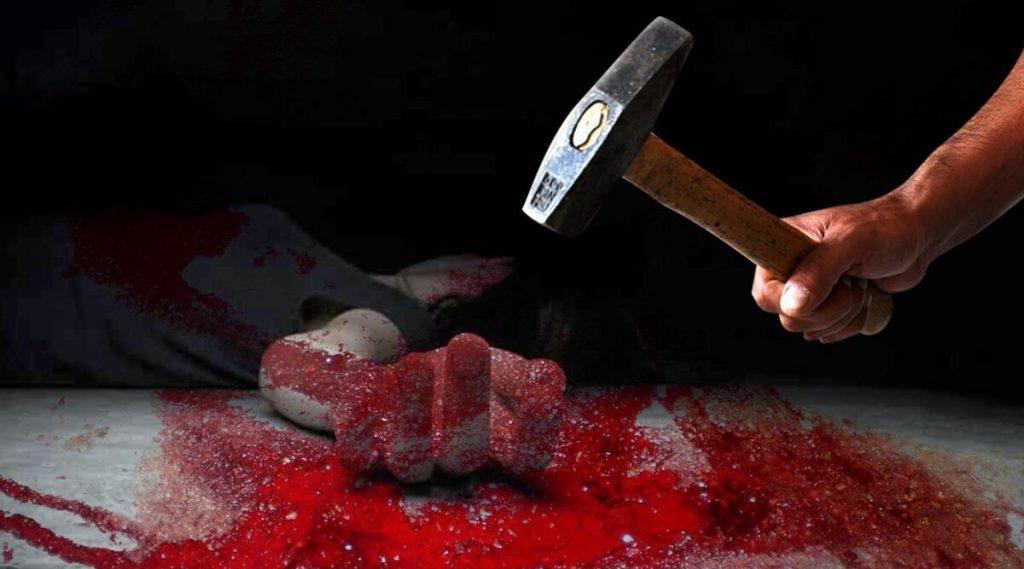 औरंगाबाद: पतीने पत्नीची निर्घृण हत्या करून मृतदेह नग्नावस्थेत फेकला