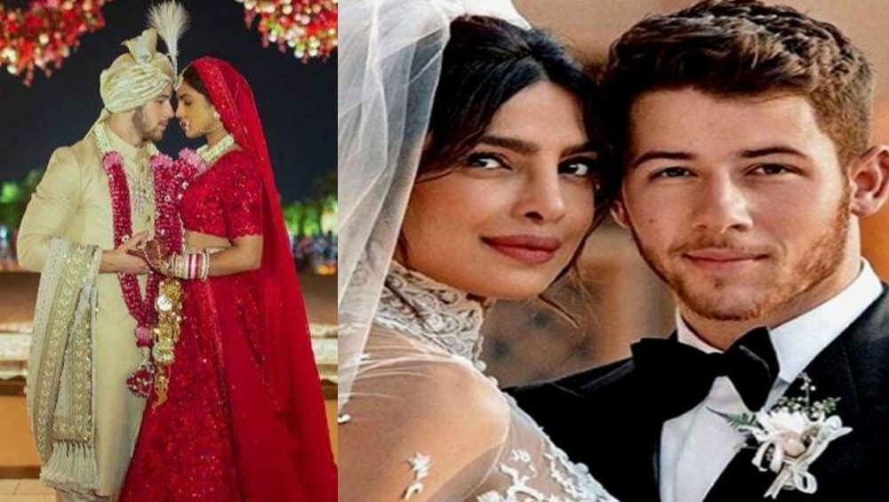 प्रियंका चोपड़ा आणि निक जोनास यांची प्रेमकहाणी लवकरच पडद्यावर; 'देसीगर्ल' बनवत आहे स्वतःच्या लग्नावर चित्रपट