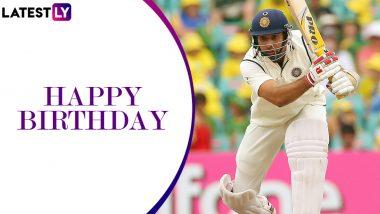 Happy Birthday VVS Laxman: टीम इंडियासाठी 100 टेस्ट सामने खेळला पण, वर्ल्ड कप संघात मात्र मिळाले नाही स्थान, आंतराष्ट्रीय सामन्यात ठोकले फक्त 9 षटकार; जाणून घ्या व्ही व्ही एस लक्ष्मण बद्दलचे हटके किस्से