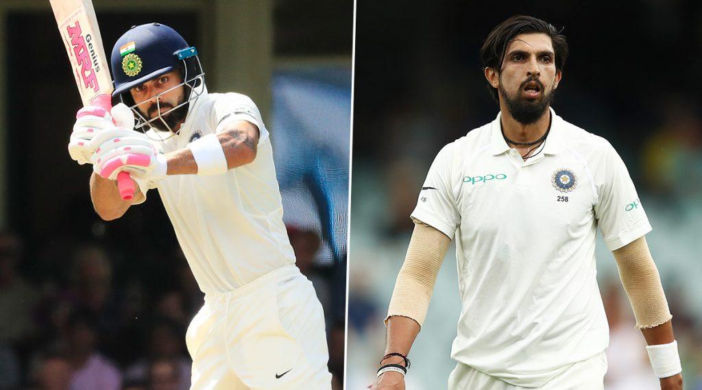 IND vs SA 1st Test Day 3: विराट कोहली याच्या 'या' Master Plan' ने इशांत शर्मा ला मिळवून दिली टेंबा बावुमा याची विकेट (Video)
