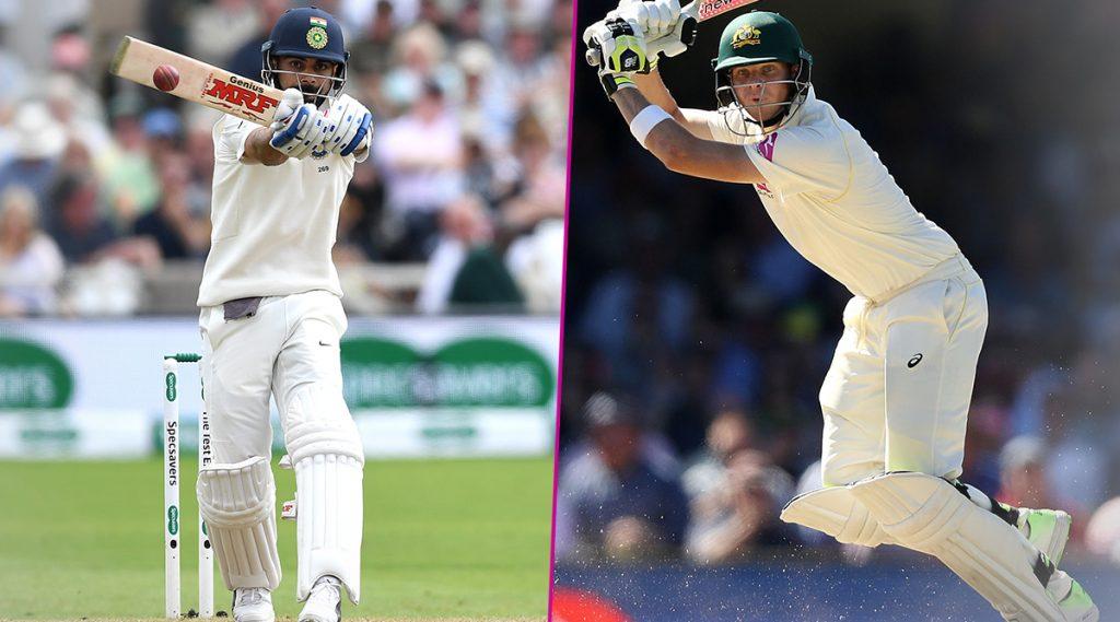 IND vs SA 2nd Test Day 2: 26 वे टेस्ट शतक करतविराट कोहली ने केली स्टिव्ह स्मिथ, रिकी पॉन्टिंग यांची बरोबरी