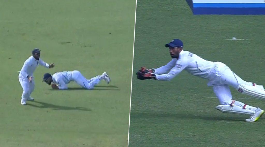 IND vs SA 2nd Test Day 3: विराट कोहली, रिद्धिमान साहा यांनी मैदानात दाखवली जबरदार स्फूर्ती; झेलले अप्रतिम कॅच, पहा (Video)