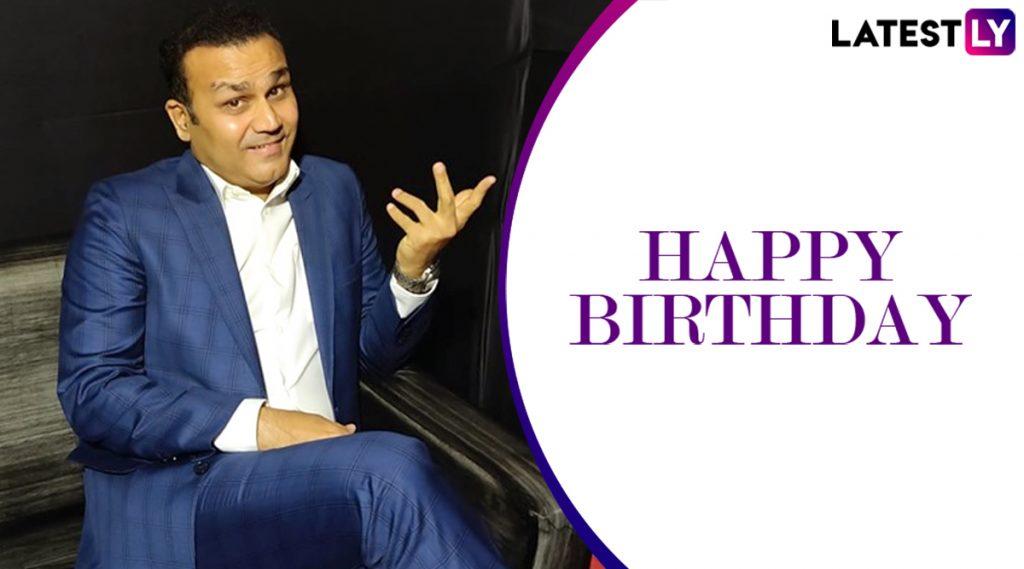 Happy Birthday Virender Sehwag: वडीलांनी घातली क्रिकेटवर बंदी;  टीम इंडियातून ठोकली 'Triple Century'; 'मुल्तान का सुल्तान' वीरेंद्र सहवाग याच्याबद्दलचे खास किस्से