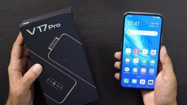 Vivo V17 Pro स्मार्टफोनची किंमत 2 हजार रुपयांनी कमी, जाणून घ्या फिचर्स