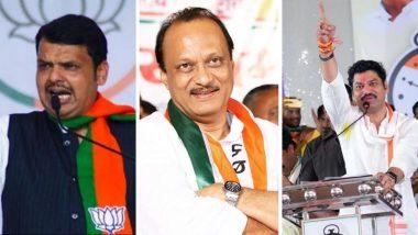 महाराष्ट्र विधानसभा निवडणूक 2019: मुख्यमंत्री देवेंद्र फडणवीस, अजित पवार ते धननंजय मुंडे यांच्यासह दिग्गजांच्या भविष्याचा आज मतदार करणार फैसला