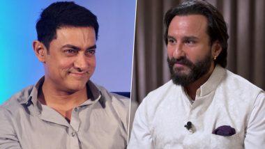 Aamir Khan आणि Saif Ali Khan पुन्हा एकत्र; झळकणार Vikram Vedha चित्रपटाच्या रिमेकमध्ये