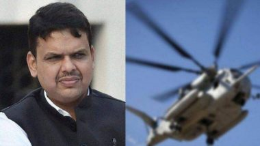 मुख्यमंत्री देवेंद्र फडणवीस यांच्या हेलिकॉप्टरचा कोणताही अपघात झाला नाही: भाजप प्रवक्ते केशव उपाध्ये