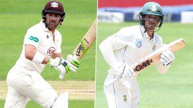 IND vs SA 1st Test Day 3: डीन एल्गर, क्विंटन डी कॉक यांचे शतक; तिसऱ्या दिवसापर्यंत दक्षिण आफ्रिका385/8, भारताच्या केवळ 117 धावा मागे