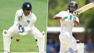 IND vs NZ 1st Test: रिषभपंतला रिद्धिमान साहा ऐवजी प्लेयिंग XI मध्येखेळण्याची संधी दिल्याने संतप्त Netizens ने विराट कोहलीला फटकारले, पाहा Tweets