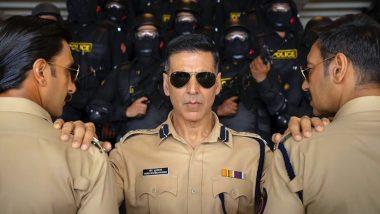 रोहित शेट्टीच्या पोलिसी जगात झालीये नवी एन्ट्री; अक्षय कुमार साकारणार ATS प्रमुख 'सूर्यवंशी'ची भूमिका