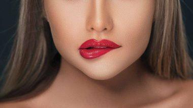लिपस्टिक लावलेल्या स्त्री च्या ओठांना किस करणे शरीरासाठी असते घातक? जाणून घ्या यामागील सत्य