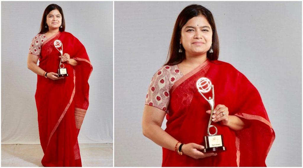 Zee Yuva Sanman: भाजप पक्षाच्या Poonam Mahajan यांचा 'युवा नेतृत्व' पुरस्काराने गौरव