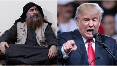 अमेरिकी सैन्याकडून Abu Bakr al-Baghdadi चा खात्मा? डोनाल्ड ट्रम्प यांच्या ट्वीट ने चर्चांना उधाण