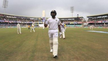 IND vs SA 1st Test Day 2: रोहित शर्मा याने केली ऐतिहासिक खेळी; विराट कोहली याने केले असे काही ज्याने चाहते झाले खुश (Video)