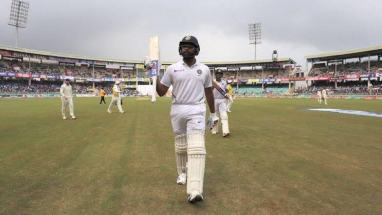 IND vs SA 3rd Test Day 2: रोहित शर्मा दुहेरी शतकाच्या जवळ,Lunch पर्यंत टीम इंडियाचा स्कोर357/4