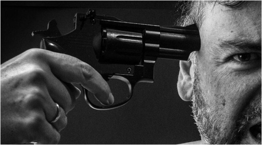 ATS मध्यवर्ती कार्यालयात जवानाची स्वत:वर गोळी झाडून आत्महत्या, पत्नीसोबतच्या वादातून कृत्य
