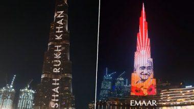 Viral Check: शाहरुख खान नव्हे तर 'या' भारतीय व्यक्तीला मिळाला होता Burj Khalifa वर झळकण्याचा पहिला मान (Watch Video)