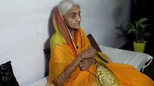अयोध्येतील रामजन्मभूमीचा तिढा सुटावा यासाठी 81 वर्षीय वृद्ध महिलेने 27 वर्ष केलेला उपवास सुटणार