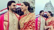 चाहत्याने रणवीर सिंह ला 'I Love You' पत्नी दीपिका पादुकोणने पतीवर लावला चोरीचा आळ; पाहा गमतीशीर व्हिडिओ