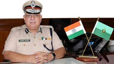 गोव्याचे पोलिस महासंचालक प्रणब नंदा यांचे दिल्लीत ह्रदयविकाराच्या झटक्याने निधन