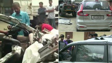 आसाममध्ये कार आणि ट्रकच्या धडकेत 8 जणांचा मृत्यू