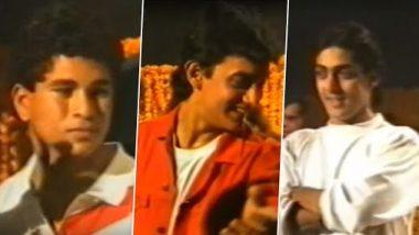25 Years of Andaz Apna Apna: सचिन तेंडुलकर ने सलमान-आमीर खान च्या धम्माल कॉमेडी 'अंदाज अपना अपना' मध्ये साकारली होती 'ही' भूमिका