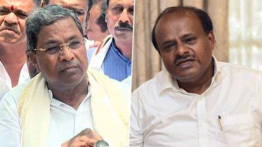 काँग्रेसचे ज्येष्ठ नेते सिद्धारमैया, माजी मुख्यमंत्री एच.डी. कुमारस्वामी यांच्यावर देशद्रोहाचा गुन्हा दाखल