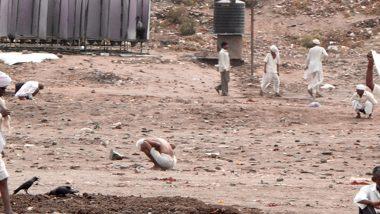 'या' गावात उघडयावर शौच करणा-या कुटूंबाचे रेशन होणार बंद, ग्रामपंचायतीचा कठोर निर्णय