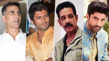 हैदराबाद बलात्कार प्रकरण: अक्षय कुमार, विजय देवरकोंडा, अनूप सोनी, फरहान अख्तर या बॉलिवूड कलाकारांनी सोशल मीडियावर व्यक्त केला संताप