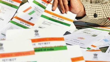 Aadhar Card New Rule: आय-टी रिटर्न भरताना चुकीचा आधार तपशील दिल्यास होणार 10,000 रुपयांचा दंड
